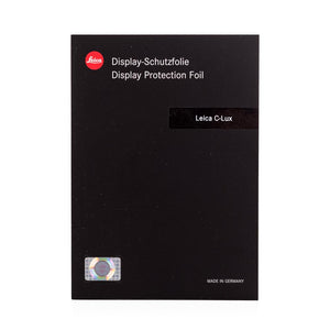 LEICA C-LUX DISPLAY PROTECTION FOIL