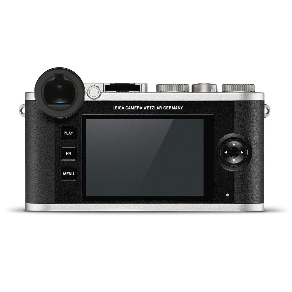 LEICA CL, SILVER ANODIZED FINISH