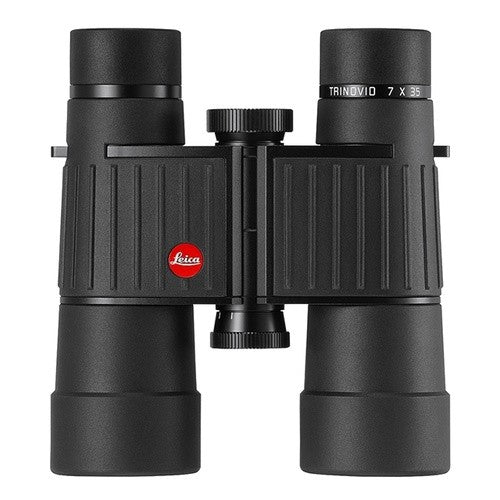 LEICA TRINOVID 7X35 BLACK RUBBER ARMOURED