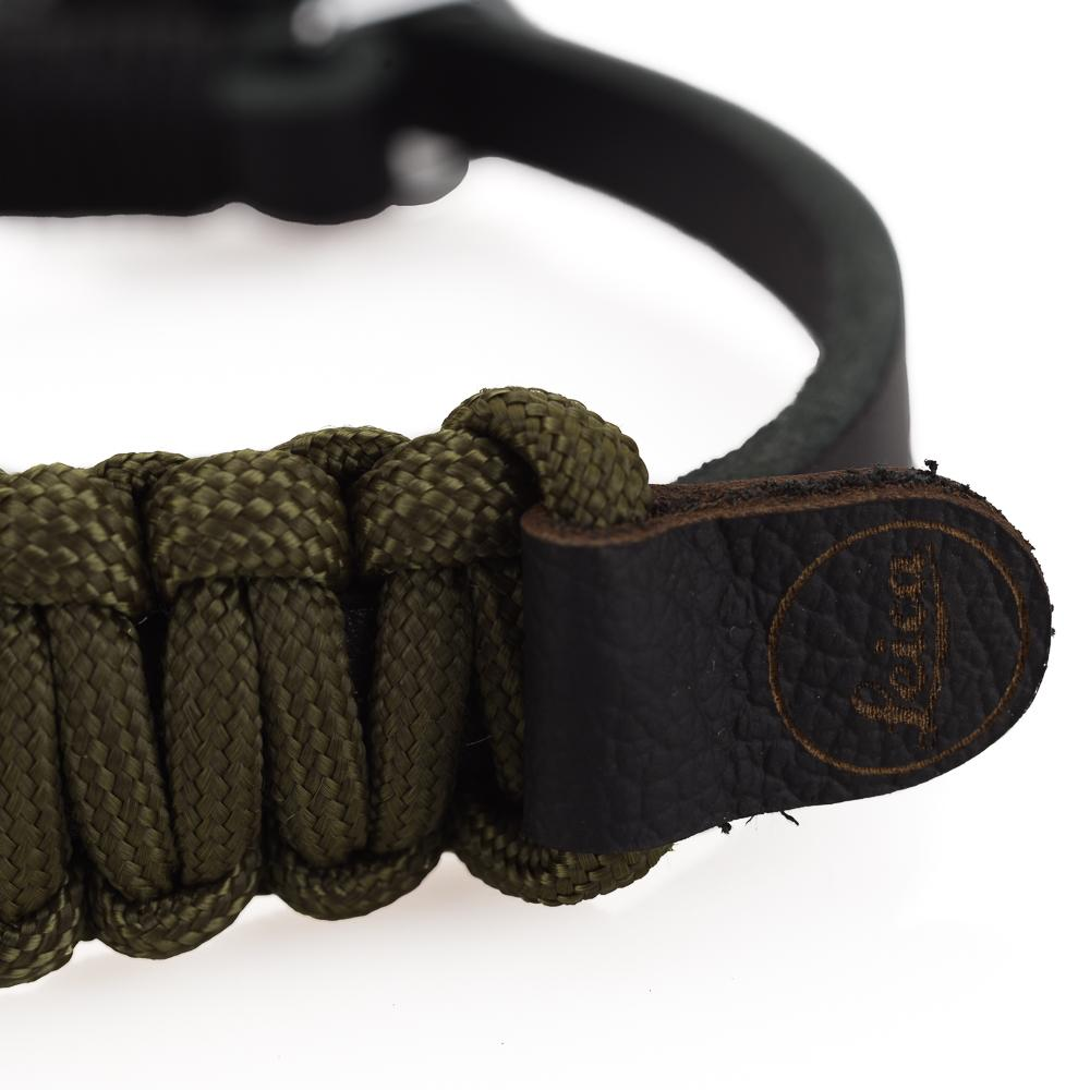 LEICA PARACORD HANDSTRAP, DESIGNED BY COOPH (KEY RING STYLE)