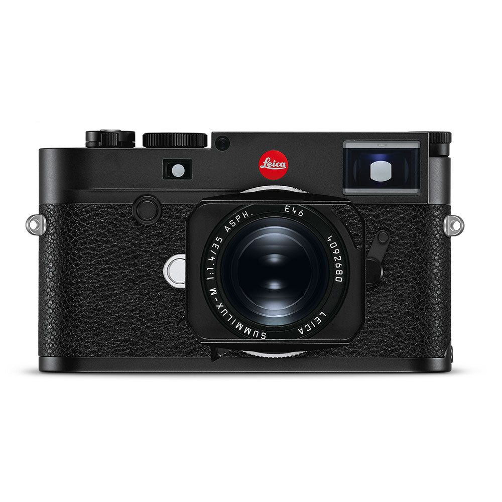 LEICA M10-R, BLACK CHROME FINISH