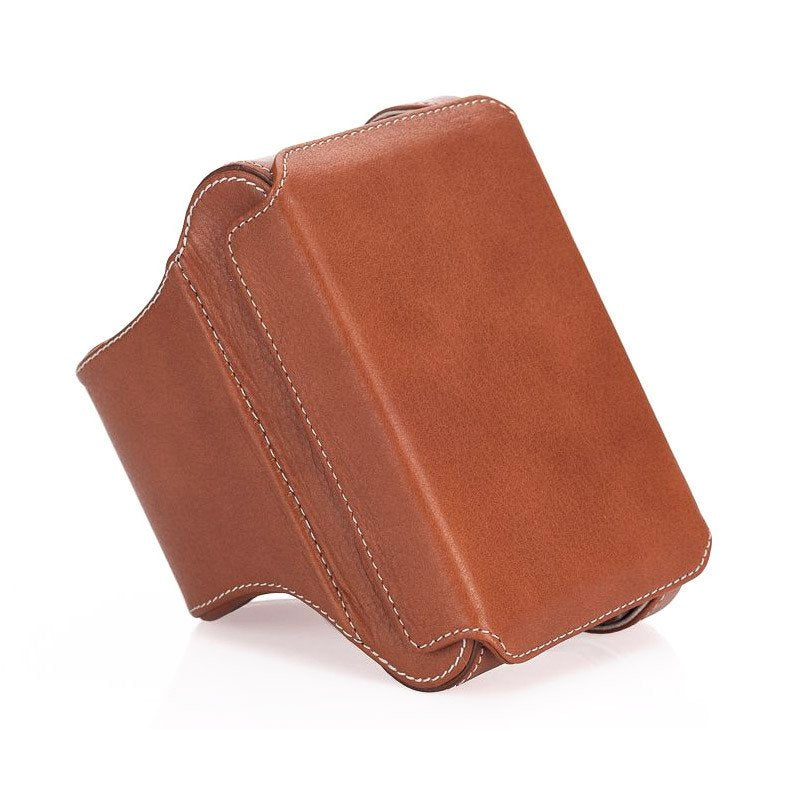 LEICA X VARIO EVER READY CASE COGNAC LEATHER