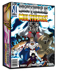 Sentinels of the Multiverse: Enhanced Core Game 2nd Edition
