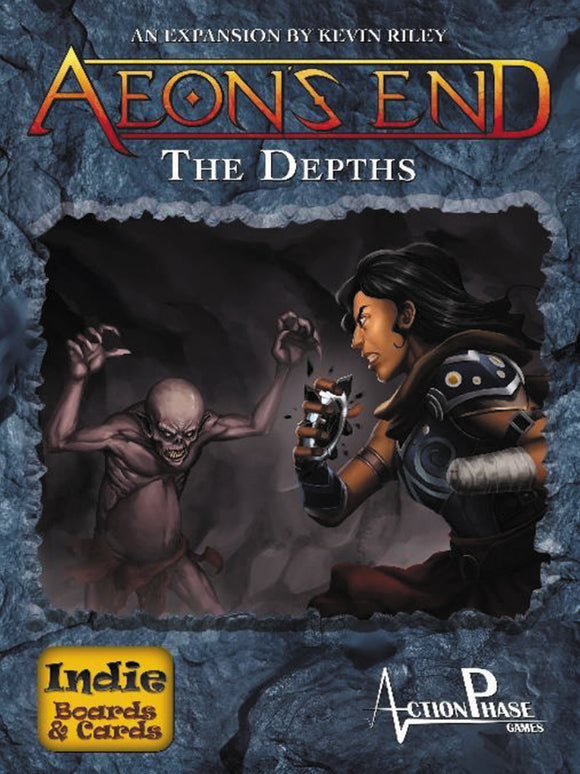 Aeon's End DBG: The Depths Expansion 2nd Edition