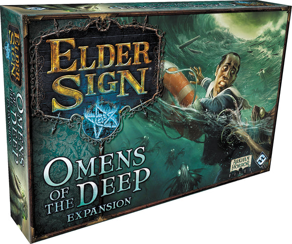 Elder Sign - Omens of The Deep Expansion