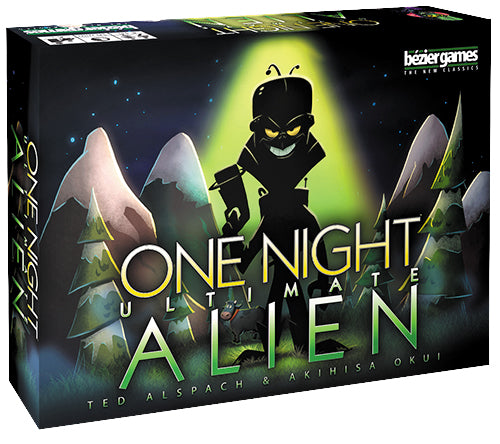 One Night: Ultimate Ultimate Alien (stand alone or expansion)