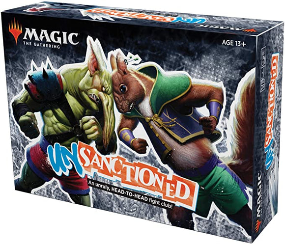 Magic: The Gathering Un-Sanctioned Box Set