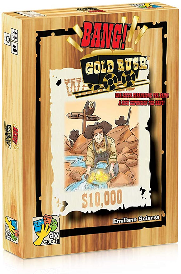 Bang!: Gold Rush Expansion