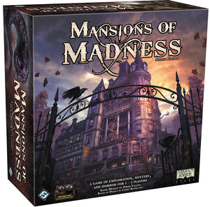 Mansions of Madness 2nd Edidtion