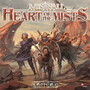 Mistfall: Heart of the Mists (stand alone and expansion)