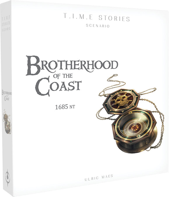 Time Stories: Brotherhood of the Coast Expansion