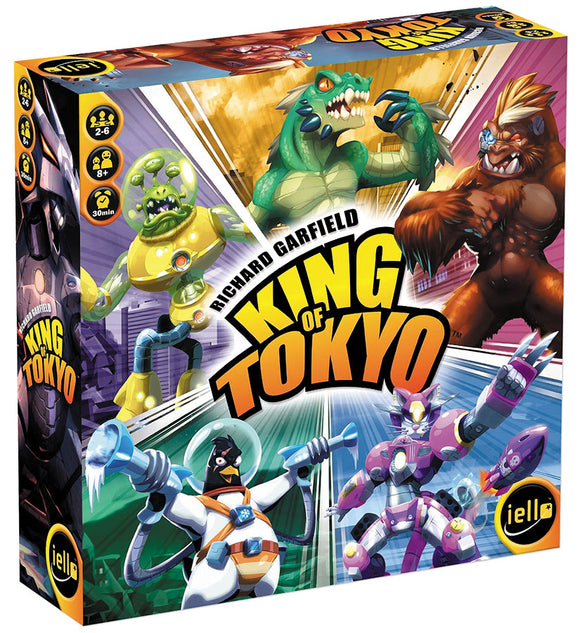 Kings of Tokyo: 2016 Edition