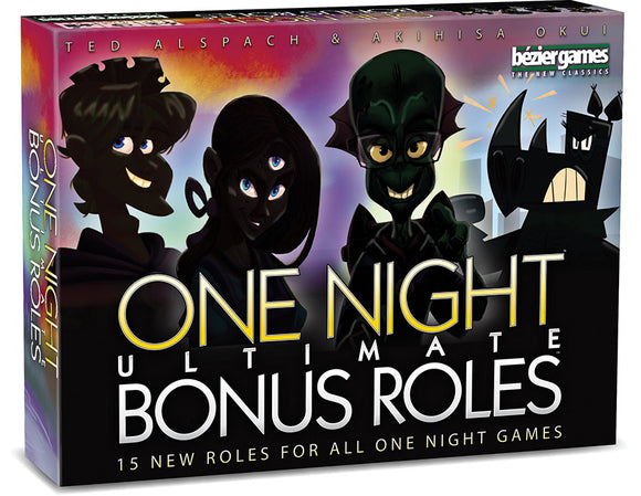 One Night: Ultimate Ultimate Bonus Rolls Expansion
