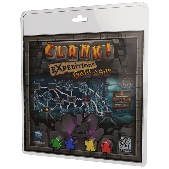 Clank!: Espeditions - Gold and Silk