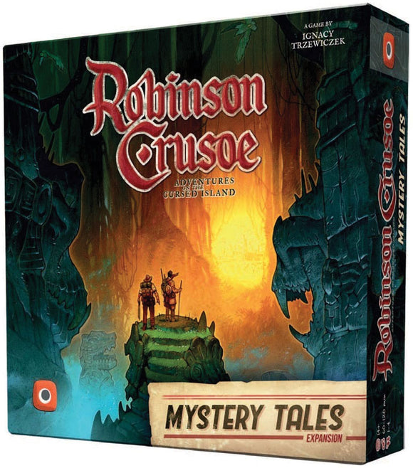Robinson Crusoe: Myster Tales Expansion