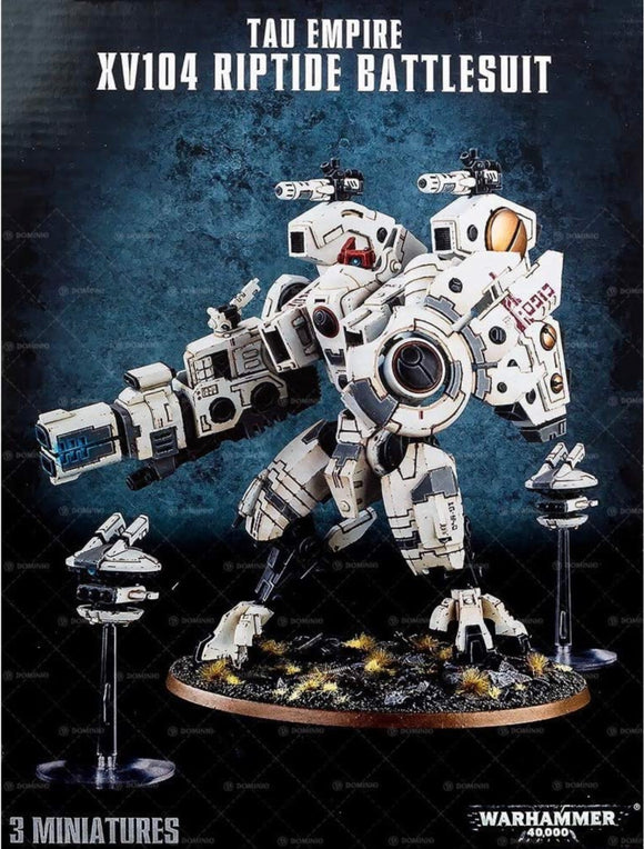 Copy of Warhammer 40,000 - XV104 Riptide Battlesuit