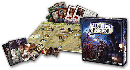 Eldritch Horror: Core Set
