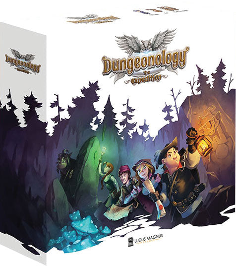 Dungeonology: The Expedition - KICKSTARTER EDITION (Student Pledge)