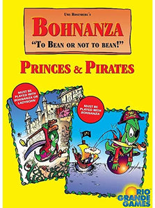 Bohnanza: Princes and Pirates Expansion