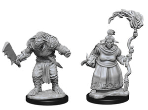 Pathfinder Deep Cuts Unpainted Miniatures: W2 Bugbears