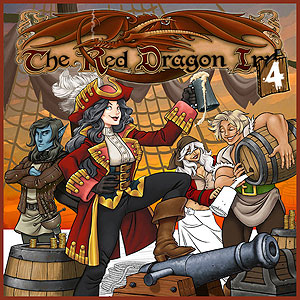 Red Dragon Inn 4 (stand alone and expansion)