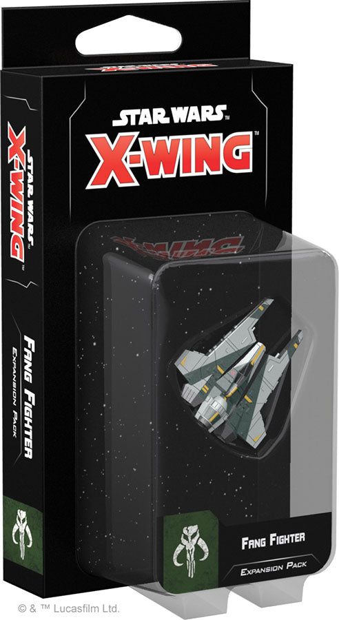 Star Wars X-Wing: 2nd Edition - Fang Fighter Expansion Pack