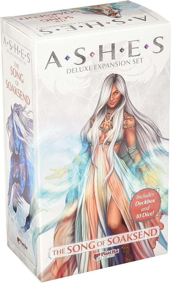 Ashes: The Song Of Soaksend - Deluxe Expansion