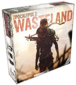 Zpocalypse 2: Defend the Burbs - Wasteland Expansion