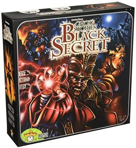 Ghost Stories: Black Secret Expansion