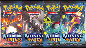 Pokemon TCG: Shining Fates - Booster Pack