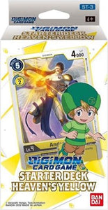 Starter Deck 03: Heaven's Yellow