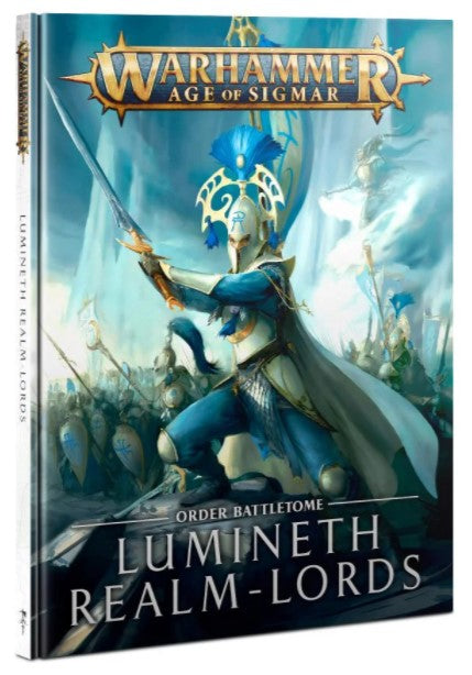 Warhammer Age of Sigmar - Battletome: Lumineth Realm-Lords