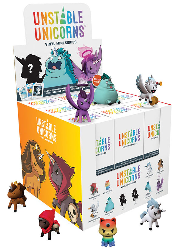 Unstable Unicorns: Vinyl Mini Blind Box Series