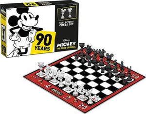 Chess: Mickey Mouse Celebrating 90 Years