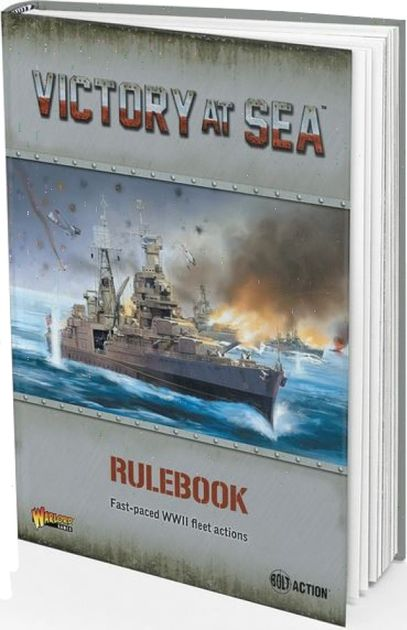 Victory at Sea - Core Rulebook