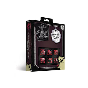 Premium Dice Set: The Nightmare Before Christmas