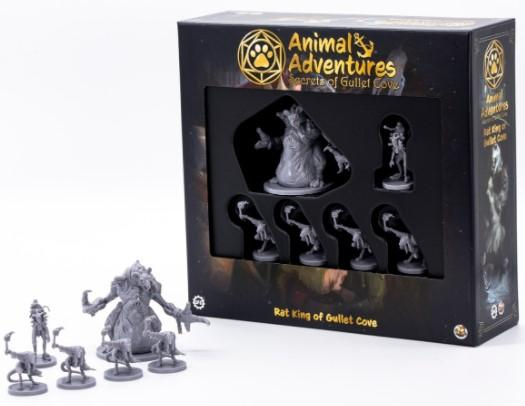 Animal Adventures: Secrets of Gullet Cove - Rat King of Gullet Cove