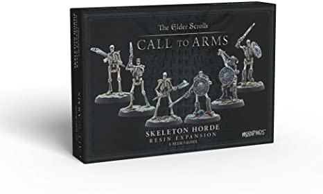 Elder Scrolls: Call to Arms - Skeleton Horde (Resin)
