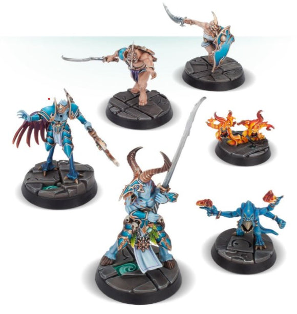 Age of Sigmar - Disciples of Tzeentch: Eyes of the Nine