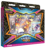 Pokemon TCG: Shining Fates Mad Party Pin Collections