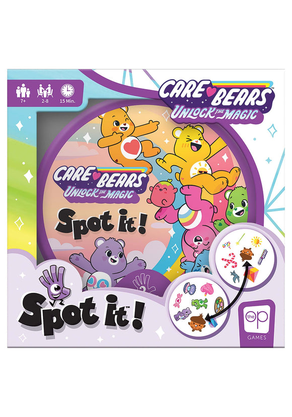 Spot It!: Care Bears