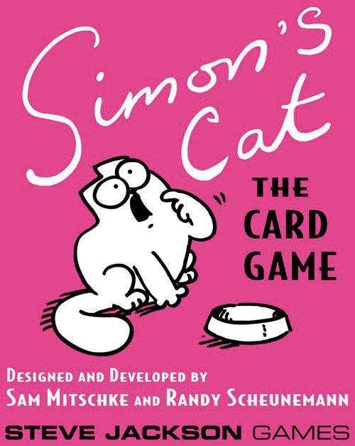 Simon`s Cat - The Card Game