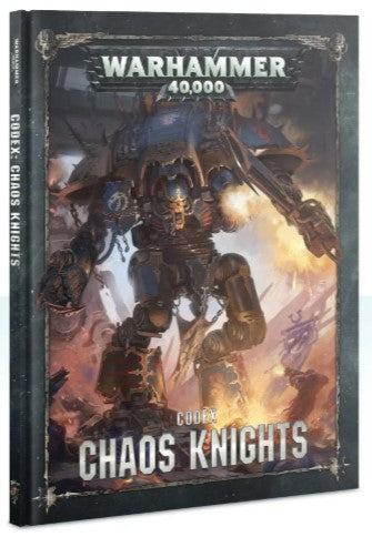 Warhammer 40,000 Codex Supplement: Chaos Knights