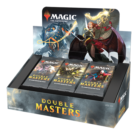 Magic: The Gathering - Double Masters Box