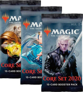 Magic the Gathering CCG: Core Set 2020 Booster Pack