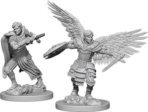 Dungeons & Dragons Nolzur`s Marvelous Unpainted Miniatures: W6 Male Aasimar Fighter