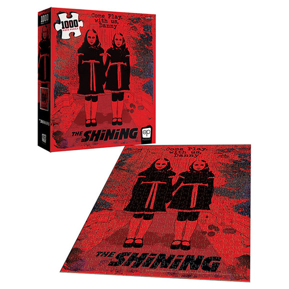 Puzzles: The Shining