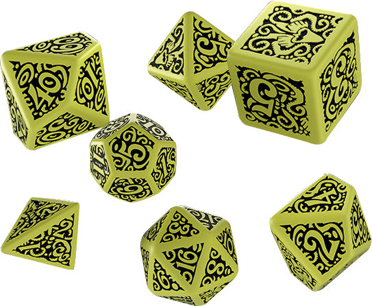 Call of Cthulhu: The Other Gods Dice Set Hastur (7)