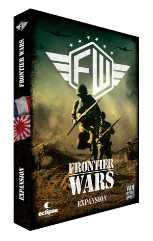 Frontier Wars - France/Japan Expansion