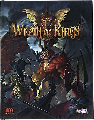Wrath of Kings - Core Rulebook (Miniatures)